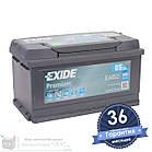 Аккумулятор автомобильный EXIDE Premium 6CT 85Ah, пусковой ток 800А [–|+] (EA852), фото 5