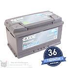 Аккумулятор автомобильный EXIDE Premium 6CT 85Ah, пусковой ток 800А [–|+] (EA852), фото 3