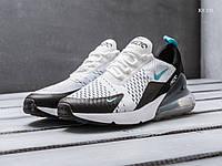 Мужские кроссовки в стиле Nike Air 270, белые 45 (28,8 см)