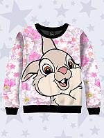 Свитшот детский Веселый кролик