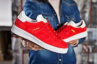 Женские кроссовки в стиле Adidas Topanga, красные 37 (23,5 см)