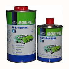 Лак автомобильный акриловый Mobihel MS anti scratch 2+1 1л + отвердитель 8800 0,5л