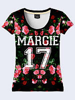 Женская футболка Margie 17