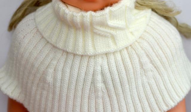 шарф-горлышко