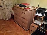 """Дерев'яний комод """"Заріна"""" з масиву БУКА, фото 6"""