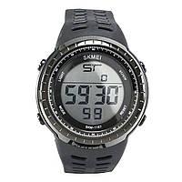Часы Skmei 1167 Black BOX 1167BOXBK, КОД: 116083