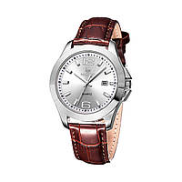 Часы Megir Silver Brown MG5006 ML5006GBN-7, КОД: 116056