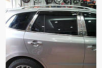 Hyundai Santa Fe 2006-2012 Накладки дверных стоек 6шт