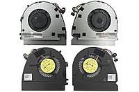 Вентилятор Dell Vostro V5460 V5470 V5480 Inspiron 14z-3526 левый+правый Original 4+4 pin (0HGT7X 0PPD50)