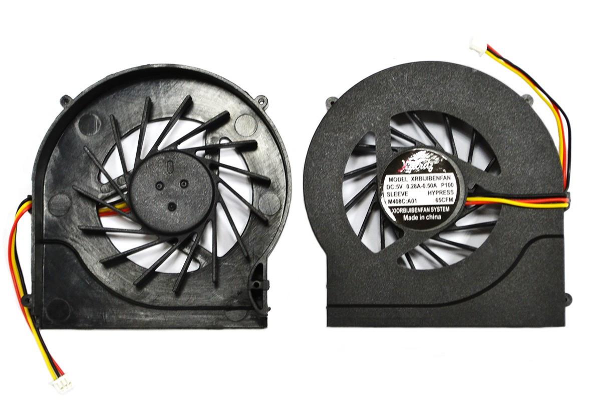 Вентилятор HP Pavilion DV6-3000 DV6-4000 DV7-4000 3 pin (DFB552005M30T F9V8)