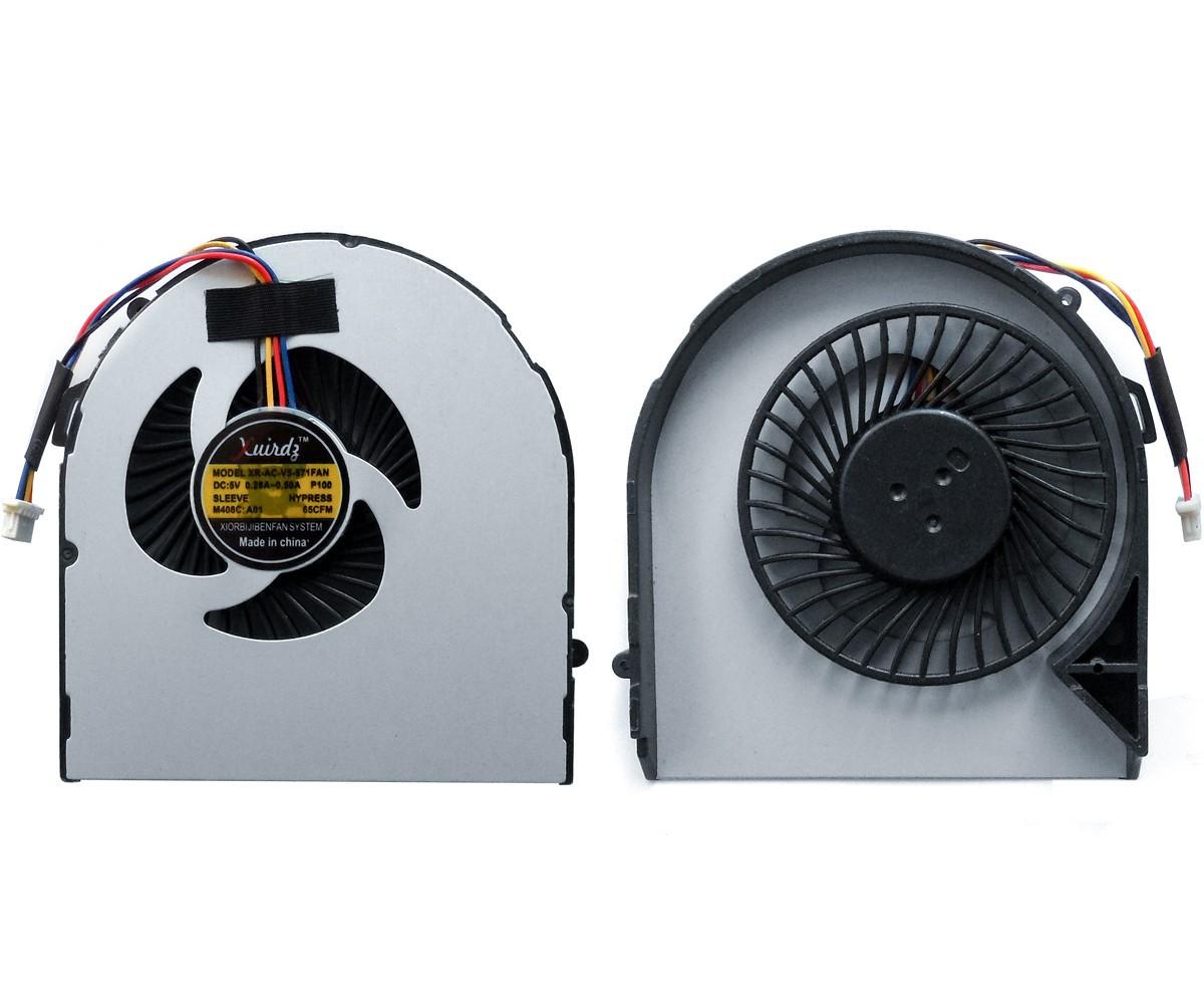 Вентилятор Acer Aspire V5 V5-531 V5-531G V5-571 571G V5-471G 4 pin