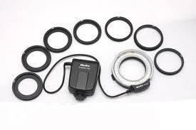 FC-100 Macro для Nikon/Canon - светодиодная кольцевая вспышка