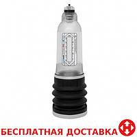 Гидропомпа для увеличения члена Bathmate Hydromax X20, красный