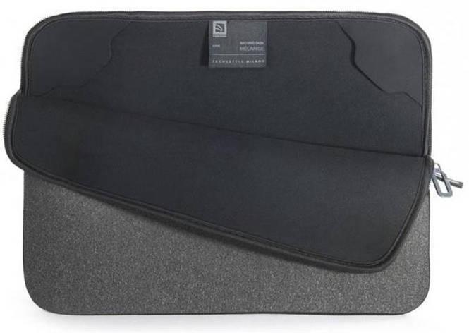 "Чехол для ноутбука Tucano Melange Black (BFM1718-BK) 18"", фото 2"