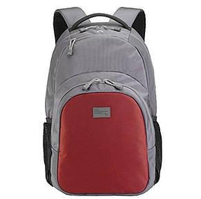 Рюкзак для ноутбука Sumdex PON-336PR Grey-Red, фото 2