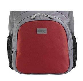 Рюкзак для ноутбука Sumdex PON-336PR Grey-Red, фото 3
