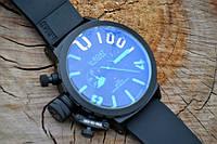 Часы U Boat Italo Fontana Black-Blue