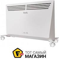 Белый электрический конвектор Ballu HeatMax Eectronic BEC/HME-1500