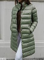 Женская куртка в разных цветах. Синтепон 250. Размеры S, M, L, фото 1