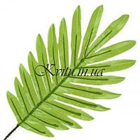 Пальмы зеленый, 41см