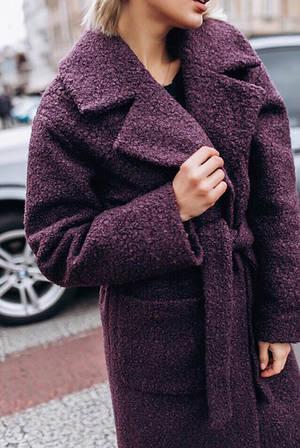 Модні жіночі пальта