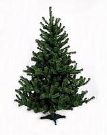Елка искусственная новогодняя (ПВХ) зеленая 1.5 м