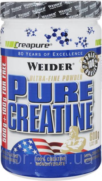 Креатин Weider Ultra-Fine Powder Pure Creatine 600 g