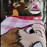 Детский плед, Tac, Маша и медведь