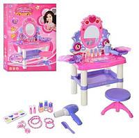 """Детский туалетный столик трюмо 0395 """"Для принцессы"""""""