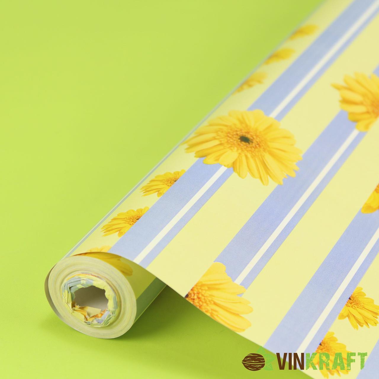 Папір подарунковий  (рулон 70 см*1 м)