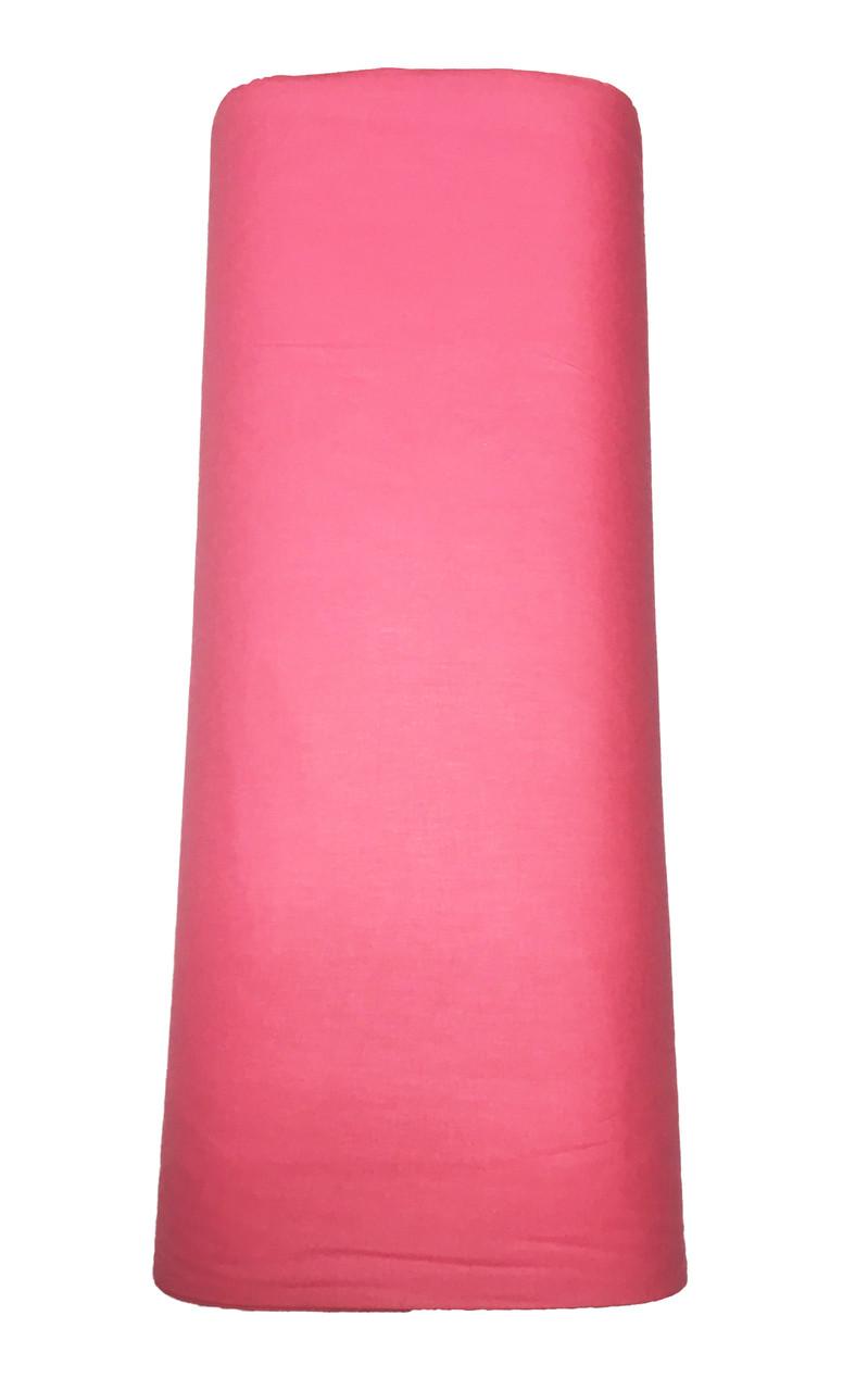 Бязь (ранфорс) органик коттон 240 розовый, фото 1