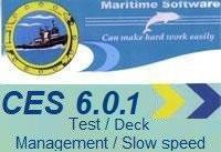 CES 6.0.1 Test / Deck / Management / Slow speed