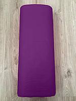 Бязь (ранфорс) органик коттон 240 фиолет, фото 1