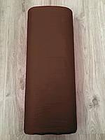 Бязь (ранфорс) органик коттон 240 шоколад, фото 1