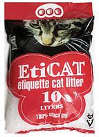 Наполнитель для кошачьего туалета Eticat 10.0 л