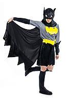 Карнавальный костюм для взрослых аниматоров Бэтвумен, фото 1