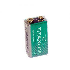 Крона Titanium 6F22 9V, фото 2
