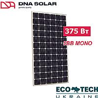 Солнечная батарея DNA SOLAR DNA72-5-375M, 5BB, 375Вт монокристаллическая