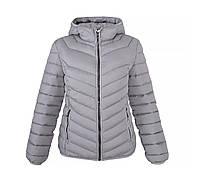 Куртка с капюшоном женская Iceberg ТМ Floyd под нанесение логотипов 100% нейлон набивка полиестер-перо