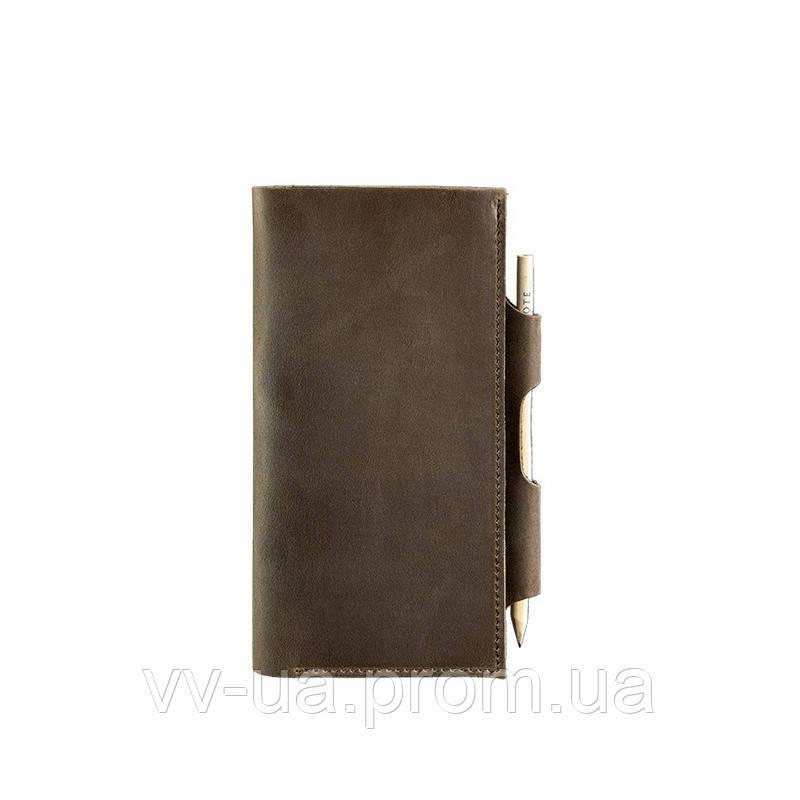 Тревел-кейс BlankNote 3.0 Орех, коричневый (BN-TK-3-o), кожа