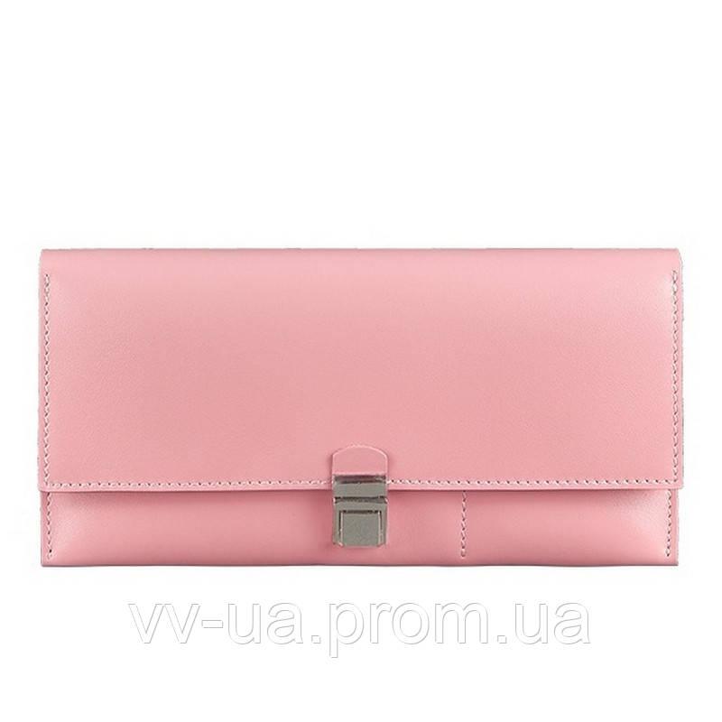 Тревел-кейс BlankNote Journey 2.0 Розовый (BN-TK-2-pink-peach), кожа