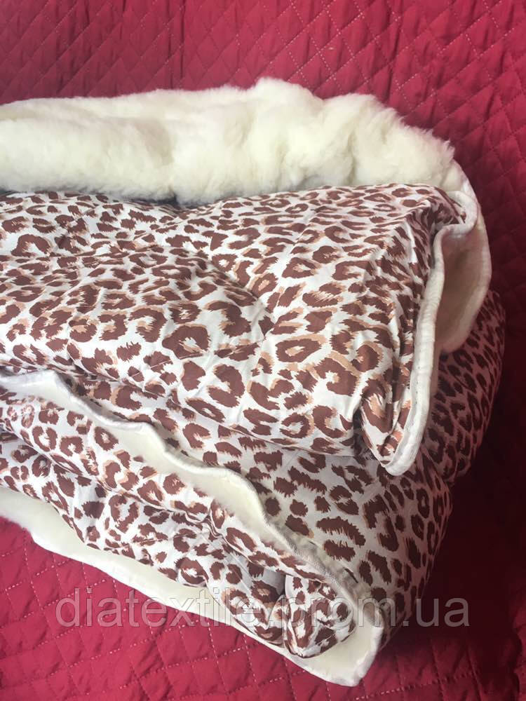 Одеяло/ковдра овчина двуспальный размер 180х220