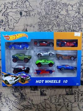 Набор машинок Hot Wheels