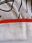 Туники футболки женские хлопок на байке р-р от 44 по 56 Украина. От 4шт по 109грн., фото 5