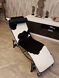 Шезлонг LC4 Chaise Longue, получивший прозвище «машина для расслабления» (relaxing machine), фото 3