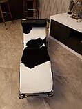 Шезлонг LC4 Chaise Longue, получивший прозвище «машина для расслабления» (relaxing machine), фото 4