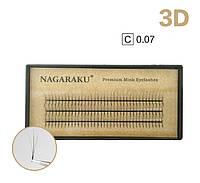 Ресницы Nagaraku 3d