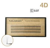 Ресницы Nagaraku 4d, фото 1