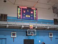 Табло спортивное светодиодное универсальное для волейбола, баскетбола, гандбола