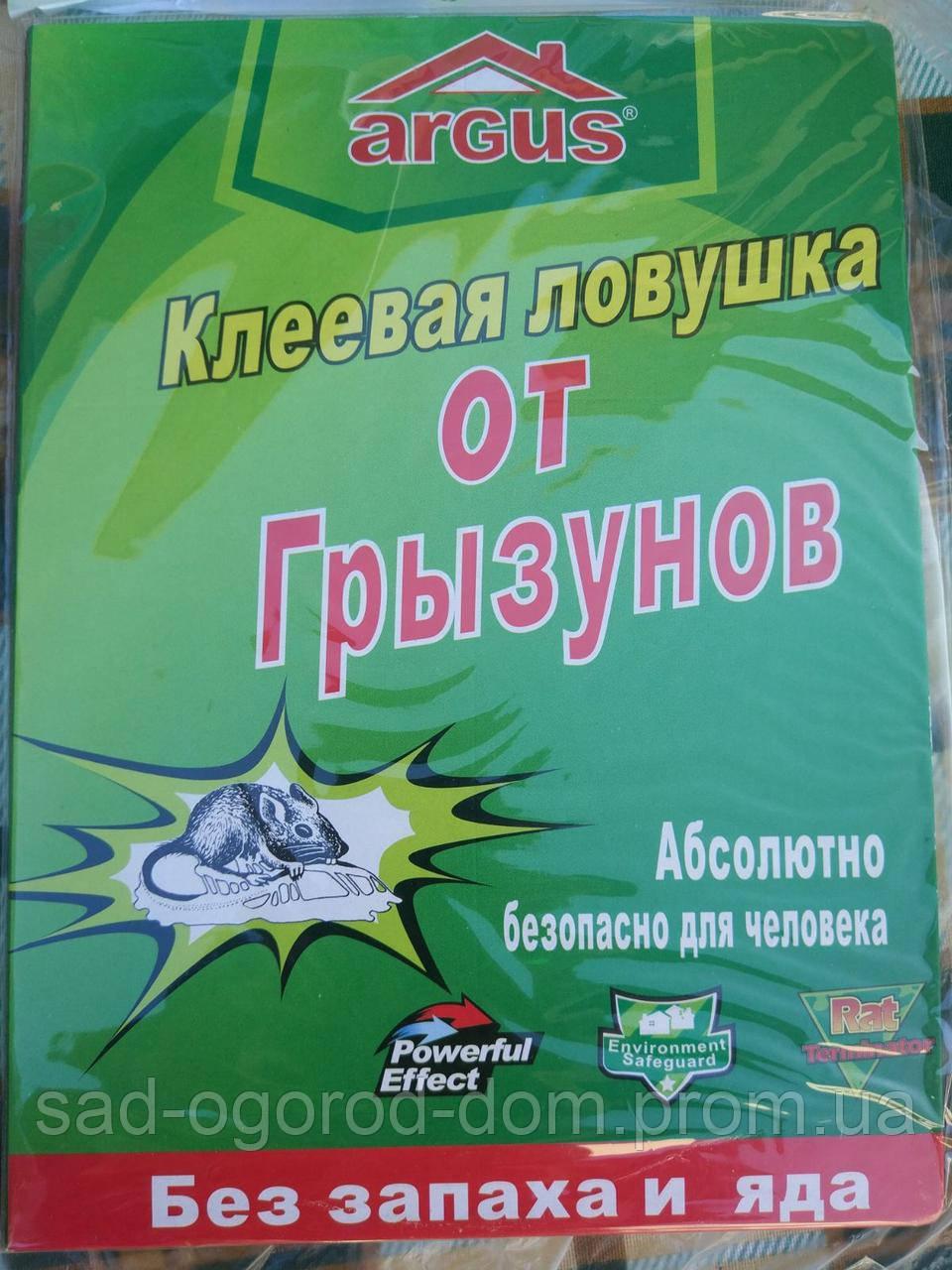 Клеевая ловушка от крыс и мышей 21см*31см (книжка)